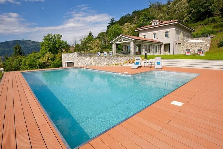 Villa Cecilia at Piemonte