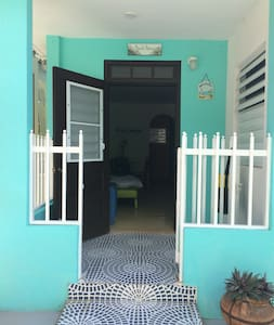 Cozy Beach House on the West Coast - Aguadilla
