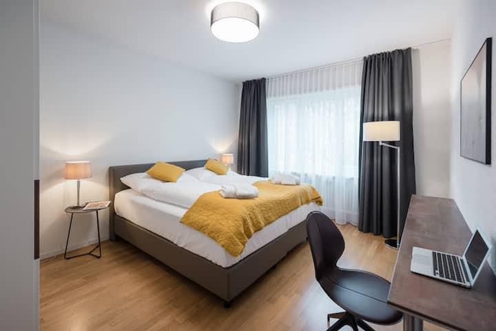 Two Room Comfort Apartment sleeps 4