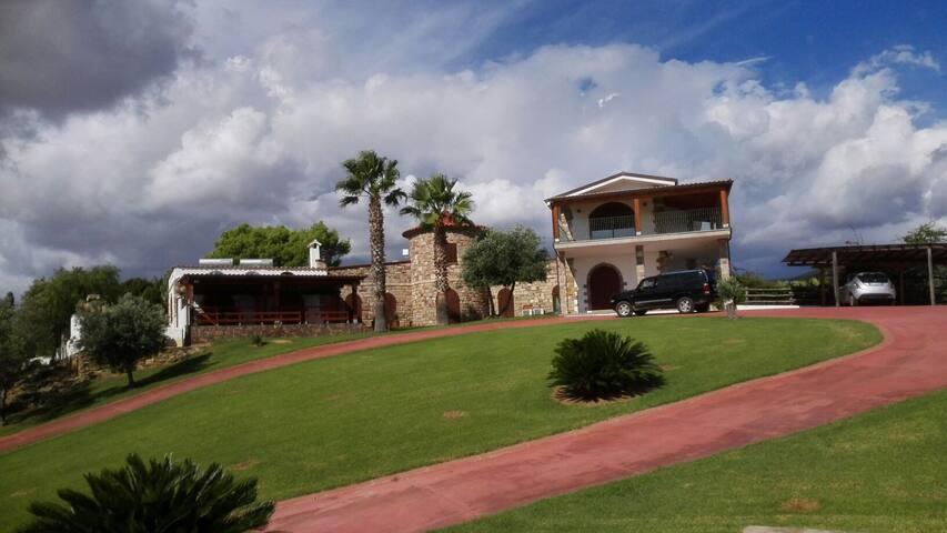 Freistehende Villa  für 8 Persone - Sant'Anna Arresi - Villa