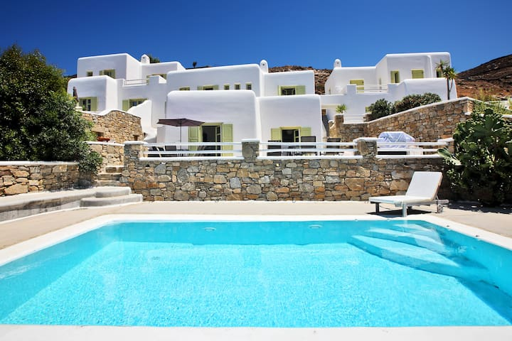 Super luxury Villas Harma Mykonos-b