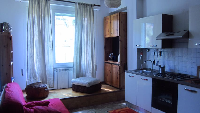 lovely elegant flat EUR - Rooma - Huoneisto