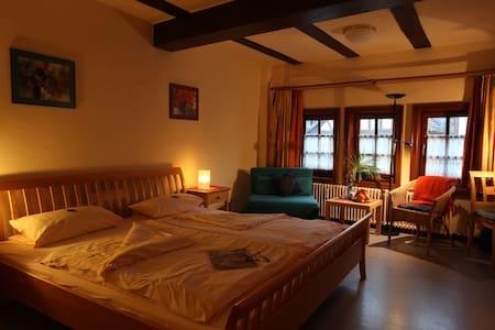 Hochzeitshaus Zimmer 4 - Schotten - Bed & Breakfast
