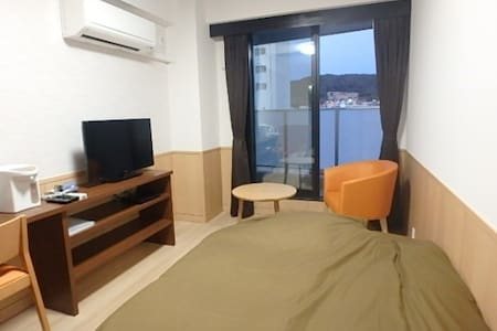 2minutes walk to kawaramachi stations(1K) - Shimogyo Ward, Kyoto - Serviced apartment