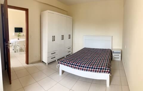 Apartamento C/ Garagem e Ótima Localização