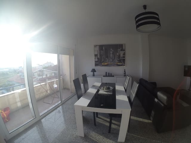 Appartement F2 ready to beach/Porto/Casino Espinho - Esmoriz - Apartemen