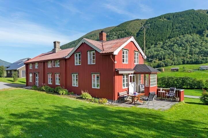 Gammelhuset i Hågå