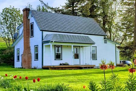 Hughes Historical Centennial Family Farm