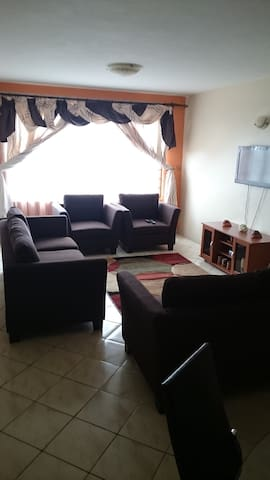 Fulfilling for Family or individual - Nakuru - Apartamento