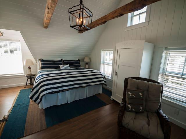 King Bedroom - a