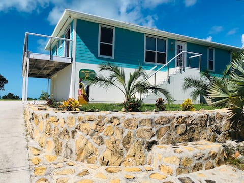 Stunning sea views as seen on HGTV's Bahamas Life!