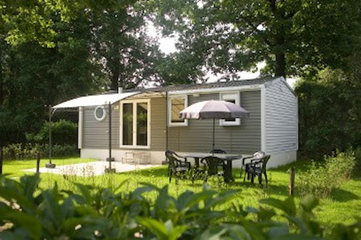 Landleven chalet 4 persoons