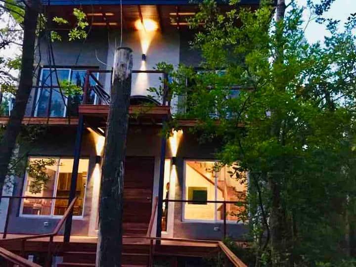 Casa en el Delta AbbeyRoad - Paz en Barrio náutico