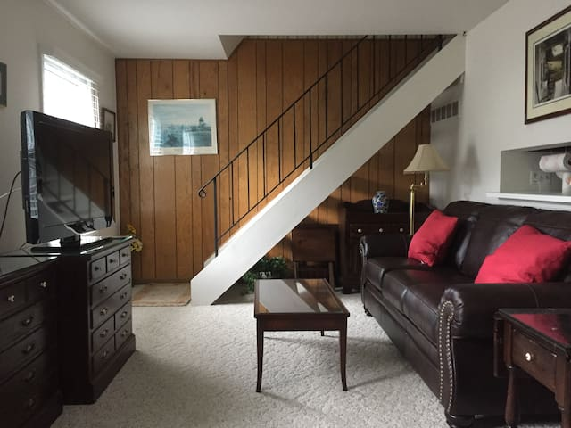 Furnished condo, 2 bedroom, 1 bath - Fairport