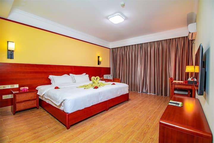仙云居雨林温泉度假公寓-雨林大床房