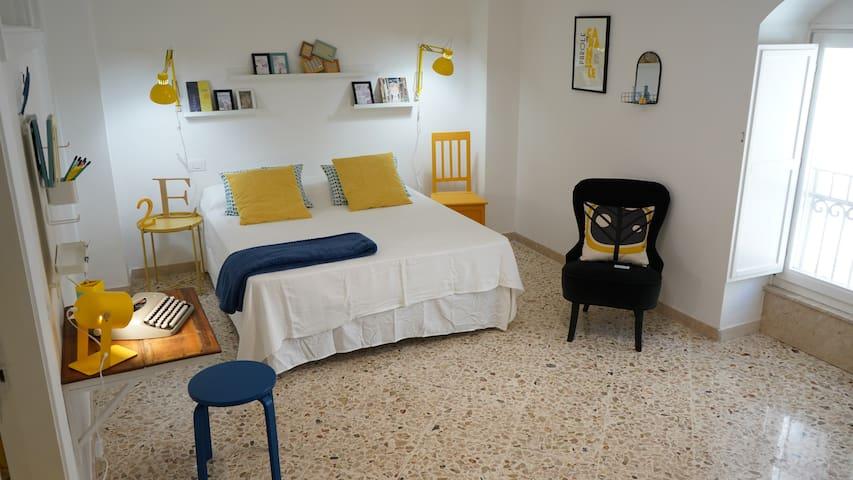 Garamond apartment  at Casa VerbaVolant