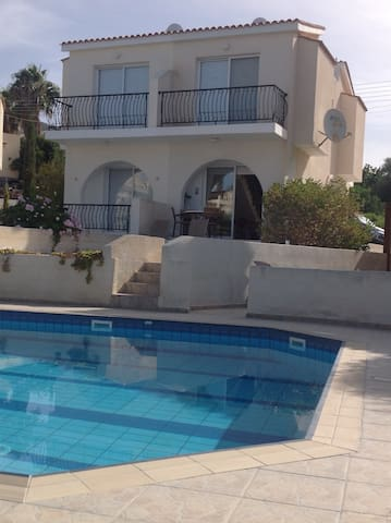 Villa with large pool and sea view - Tala - Casa de camp