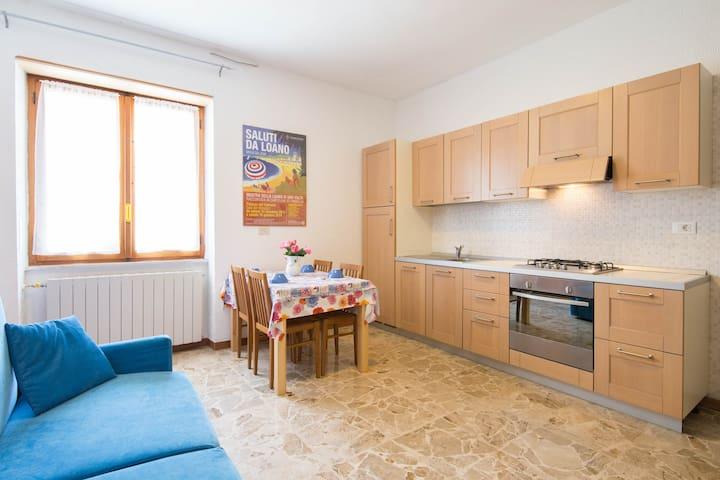 Casa  Mirò Loano - Loano - Apartamento