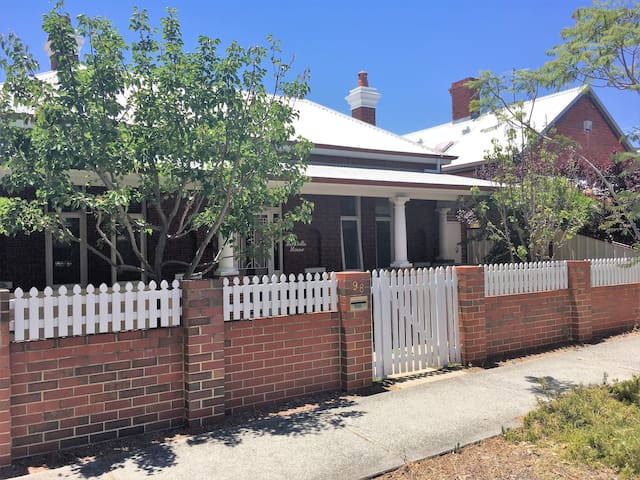 Beautiful quiet federation home with vibrant cappuccino strip just two minutes walk away
