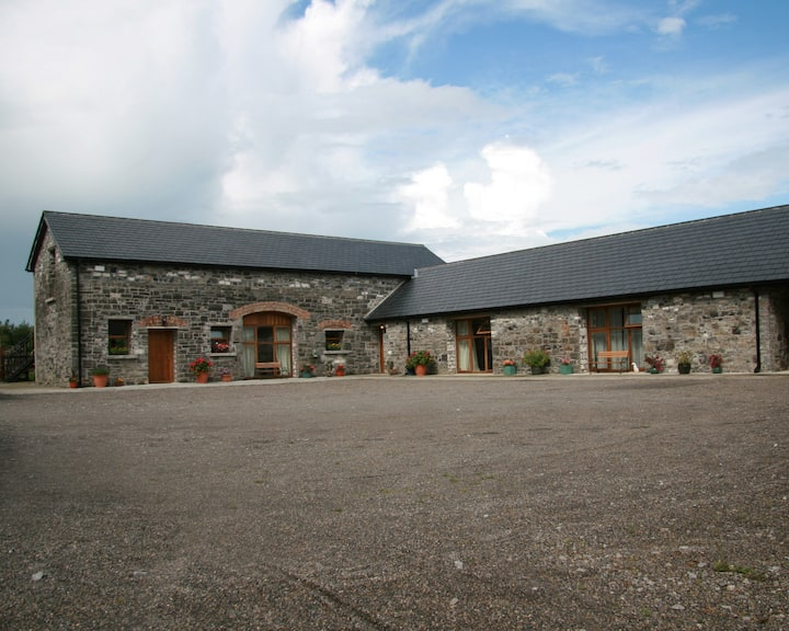 Duffys Ballybin - Cowshed 4-star home on a farm