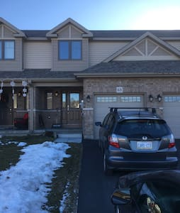 Brand new 2 story townhouse - Belleville