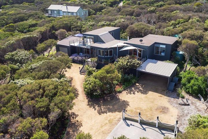 Luxury St Andrews Beach House- 100m walk to ocean