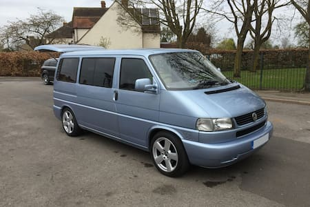 Richard the campervan - Eynsham - Bobil