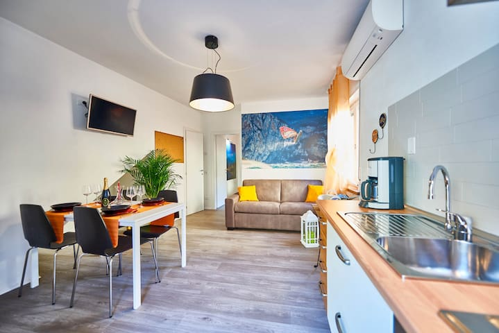 Mala Silex Apt. One Bedroom Studio - Malcesine