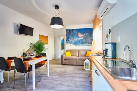 Mala Silex Apt. One Bedroom Studio - Malcesine - อพาร์ทเมนท์