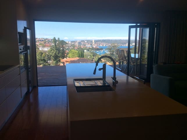 Private bedroom and bath - Balgowlah