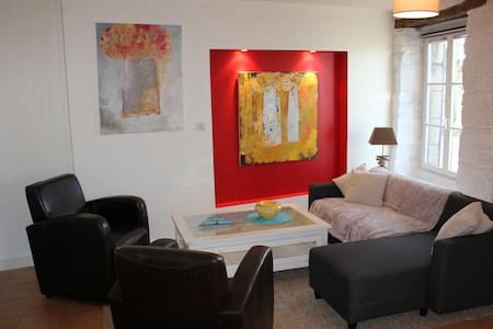 appartement cosy 40m2 centre-ville. - Quimper - อพาร์ทเมนท์