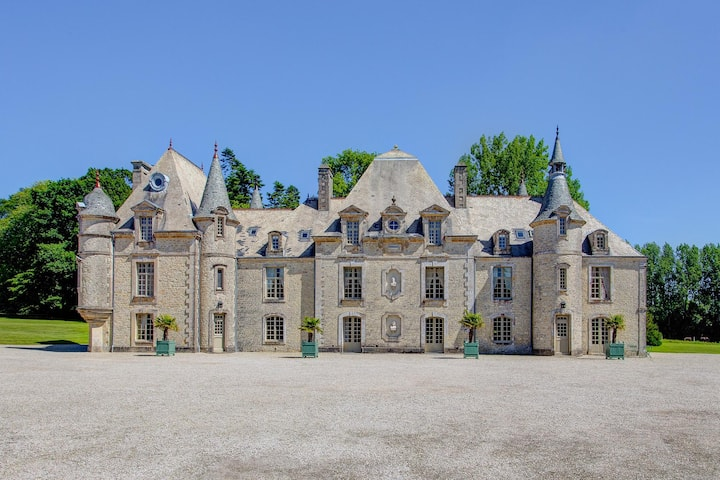 Chateau Des Reves at Normandie