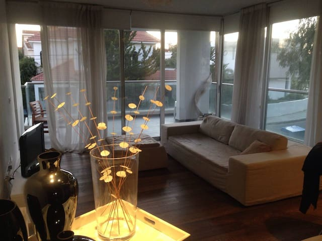 Spacious and bright boutique flat in Engomi