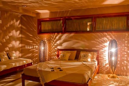 Suite Jardim Kazabrasil - Casa de camp