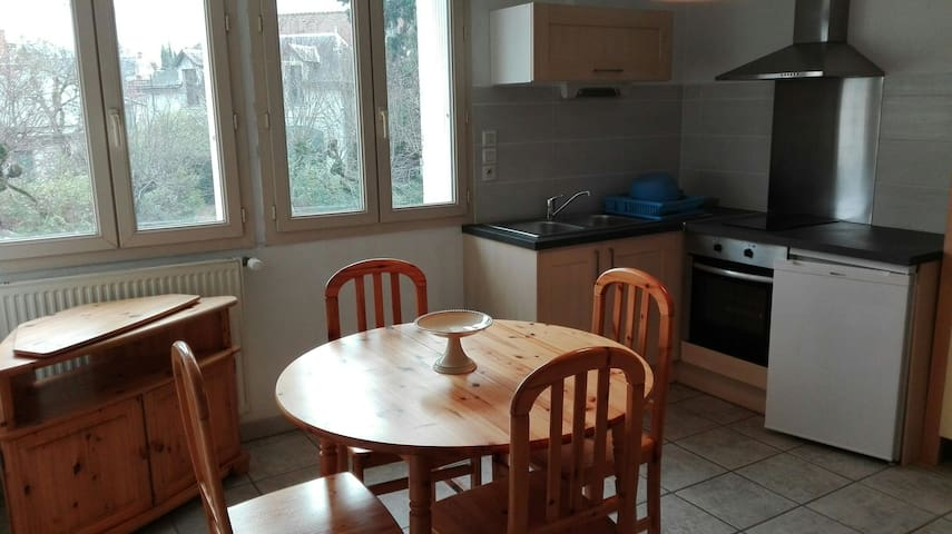 Appartement centre-ville 31 m2 - Châtellerault - Apartment