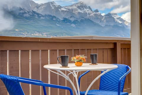 ❋Cozy Condo In The Heart Of Canmore❋❤
