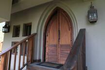 Entrance of 3rd bedroom