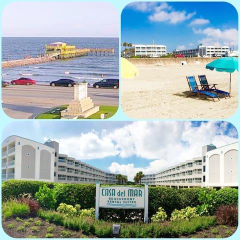 Casa Del Mar Beachfront Resort