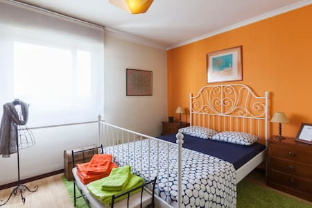 Comfy Room w/private Bathroom - Porto - Wohnung