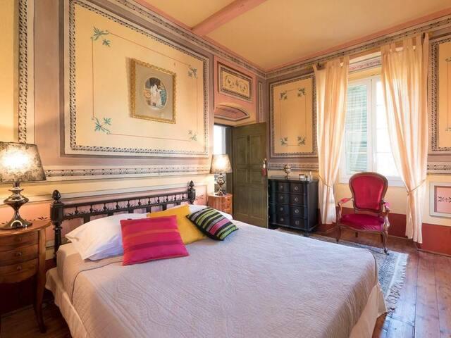 Chambre CHARME - CASA THEODORA