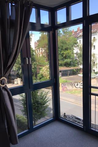 Very nice, cosy, comfortable, central reach, quiet - Mainz - Condominium
