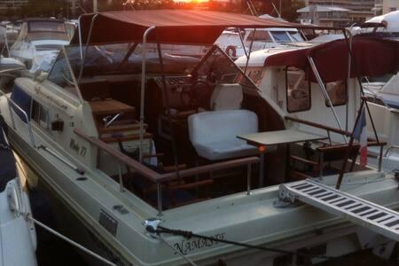 bateau marina mandelieu proche cannes festival - Mandelieu-la-Napoule