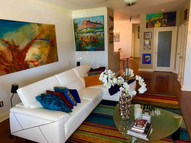 Nu'Orleans  Royal Cottage 7 - Minutes To Downtown