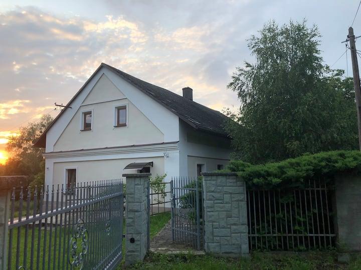 Domek na wczasy, okolice Ustronia