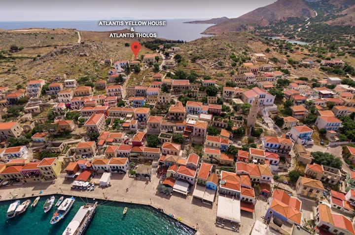 Atlantis Tholos Apartment