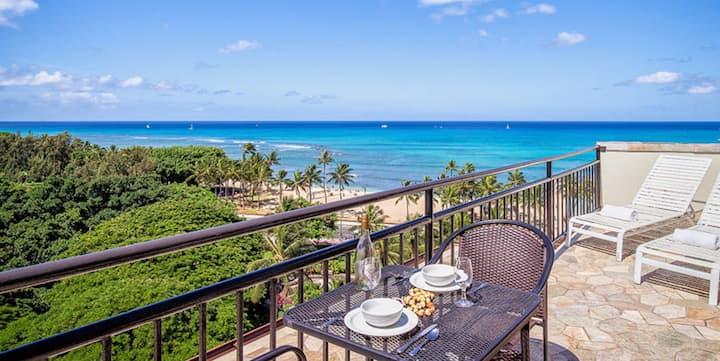 Legal. Discount Cozy Condo by beach Waikiki Grand