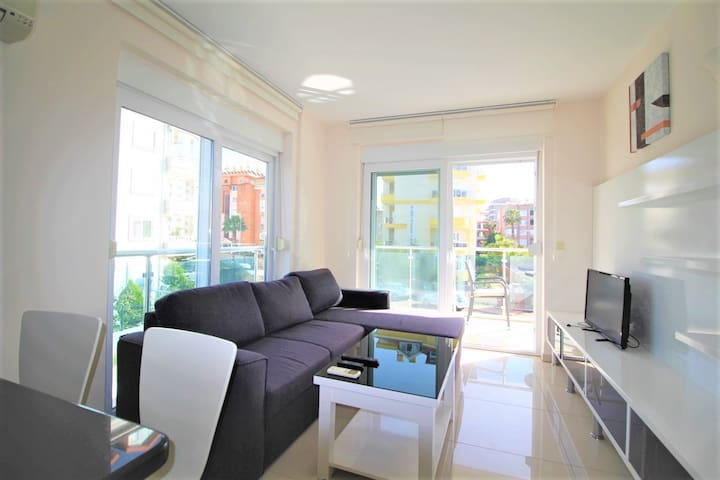 New lux beach apartment in Alanya - Center Sea -