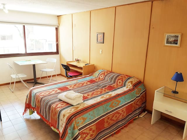 Comfortable Studio - Ideal Students and Travelers - Buenos Aires - Apartment