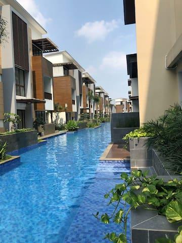 3 BR Assati Vanya Park BSD -  Resort Apt