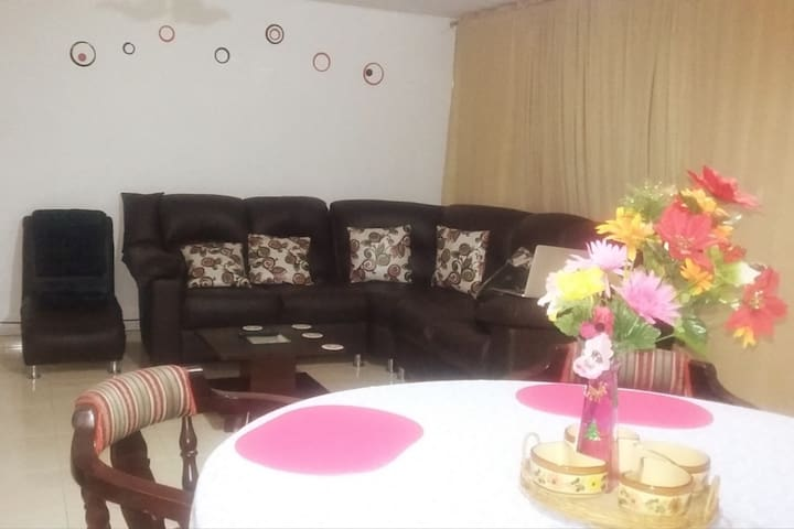 APARTMENT:  2 BEDROOMS, NICE, SAFE, CHEAP, CLEAN,